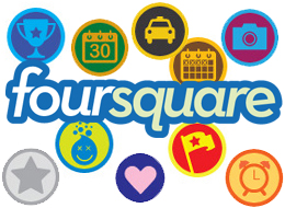 Social Media Foursquare
